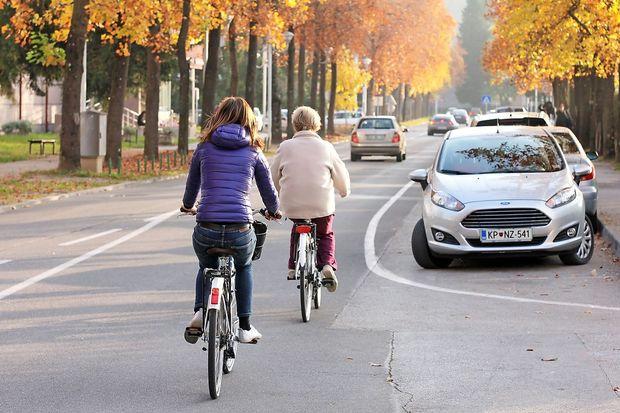 Policisti do konca maja poostreno nadzirajo kolesarje