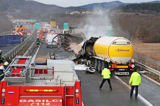 Pol leta po nesreči pri Danah: neprevidnost ali tehnična napaka?