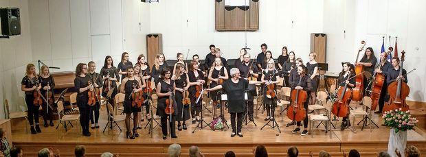 Orkester jim je postal drugi dom
