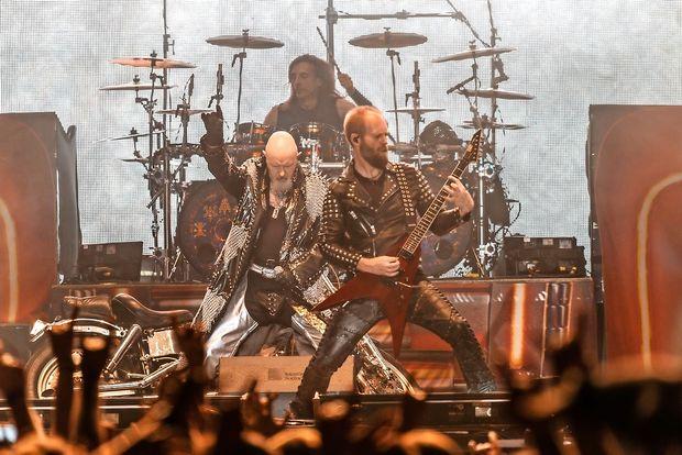 Heavy metal kralji so izpolnili pričakovanja