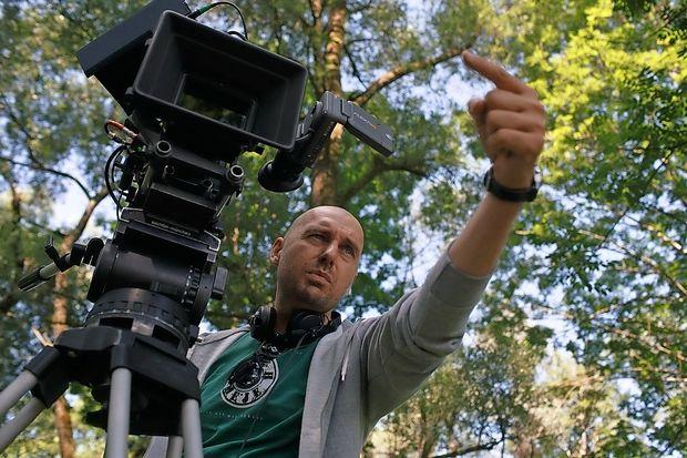 """""""Snemanje v Sarajevu sem doživljal kot rock"""