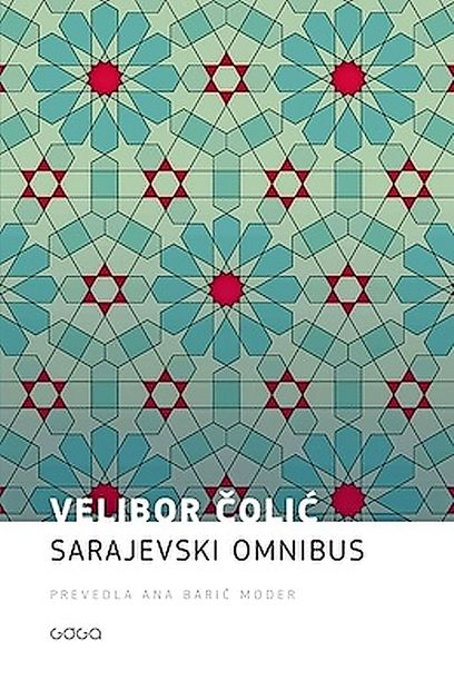 Velibor Čolić jutri v Librisu