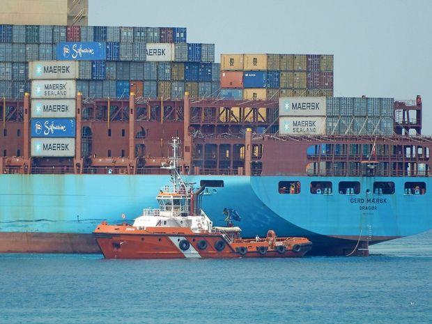 Po kontejnerjih še prvi v Jadranu