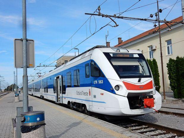 Z eno vozovnico iz Trsta v Ljubljano