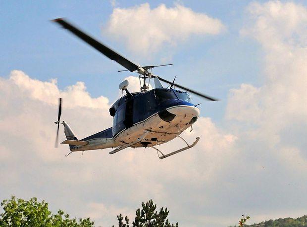 Policija bo spet iskala nov helikopter