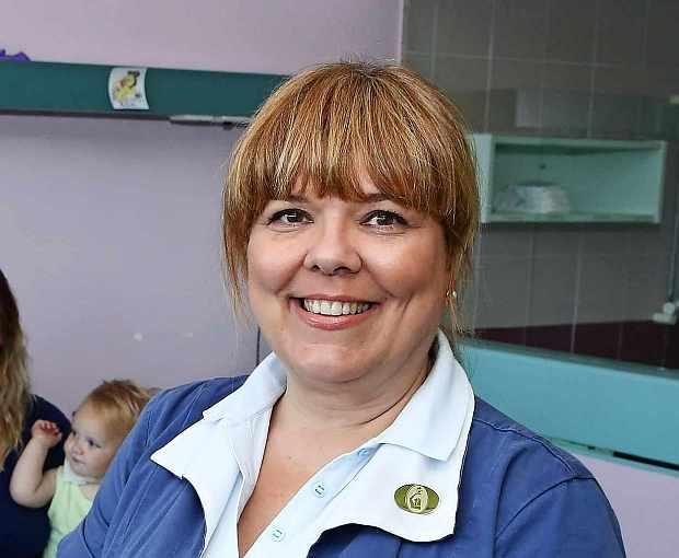 Doroteja Dobrinja, do nedavna glavna sestra izolske pediatrije, osebnost Primorske meseca maja