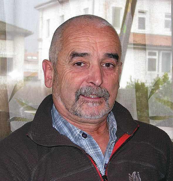 Osebnost Primorske meseca septembra je postal gorski reševalec in psiholog Žarko Trušnovec, dobitnik nagrade za solidarnost v gorah