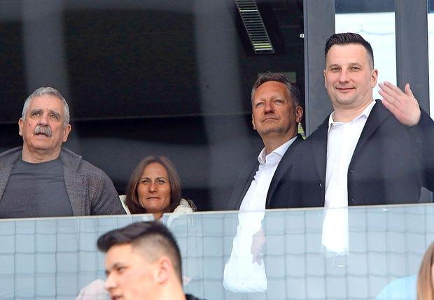 Luka in FC Koper sta se poravnala, obeta se nova sponzorska pogodba