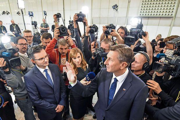 Pahor bo še naprej predsednik vseh