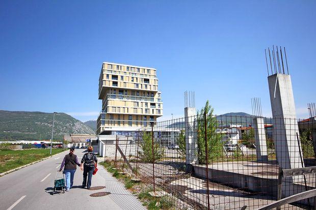 Povpraševanje po stanovanjih v Novi Gorici je veliko, ponudbe pa ni