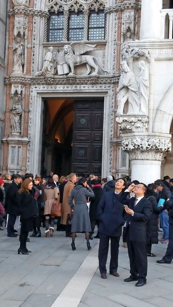 V Benetkah prvi turistični vrh EU-Kitajska