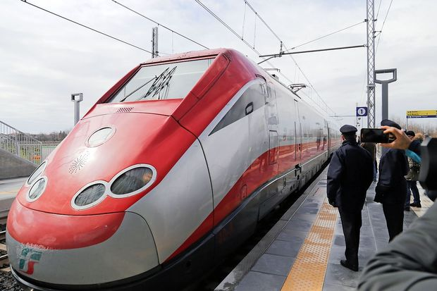 Septembra spet vlak Ljubljana-Trst