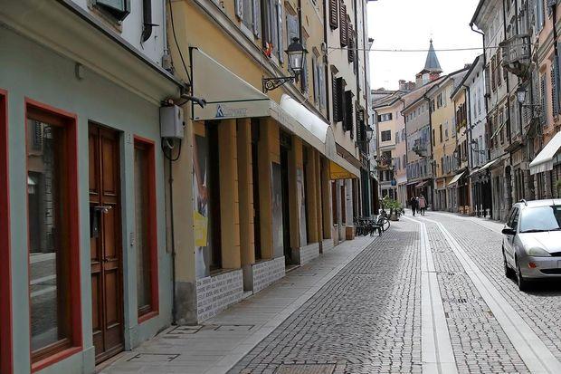 V strogem središču Gorice načrtujejo outlet