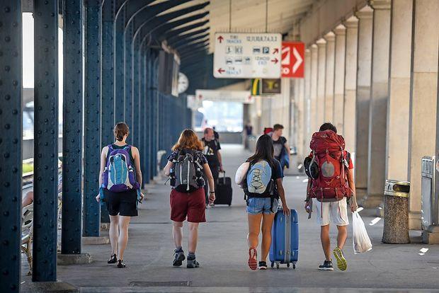 18-letniki na brezplačno enomesečno potovanje po Evropi