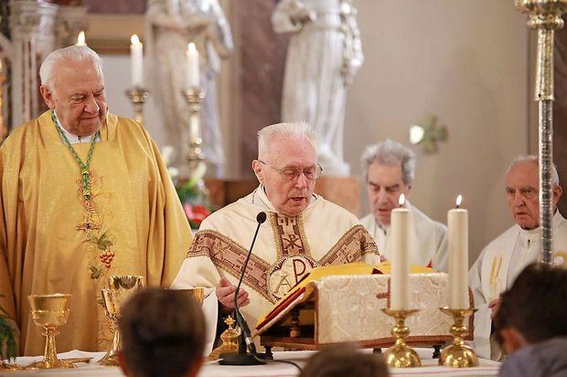 Stoletje duhovnika Aleksandra Lestana