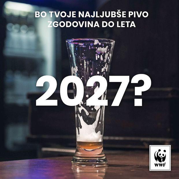 Pivo bo imelo leta 2027 drugačen okus