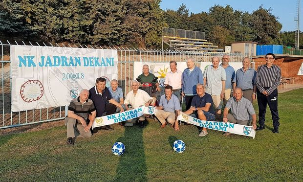 Jadran v Dekanih živi že 80 let