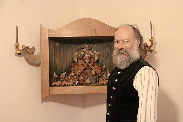 Osebnost Primorske meseca decembra je Romeo Volk
