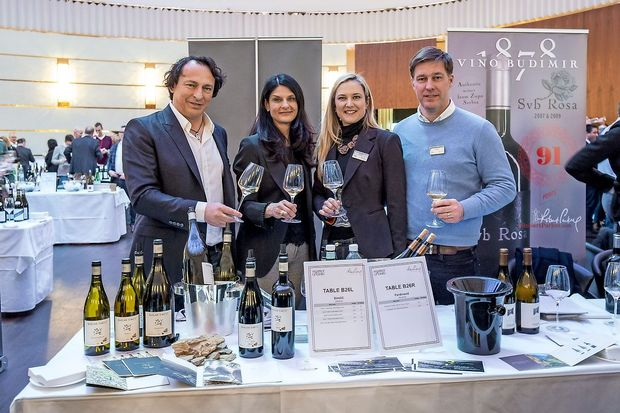 Briška vina v Švici