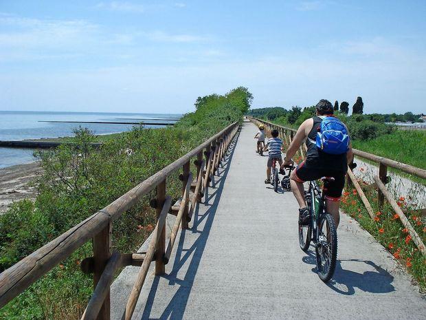 Primorska - za kolesarje obljubljena dežela