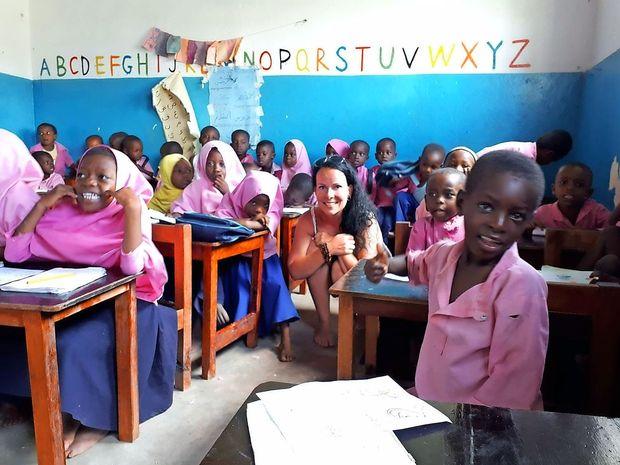 """Ana Nadoh: """"Če bosta imela dva otroka iz te šole lepšo prihodnost, smo zmagali!"""""""