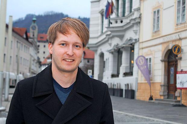 Osebnost Primorske meseca novembra je Matevž Straus