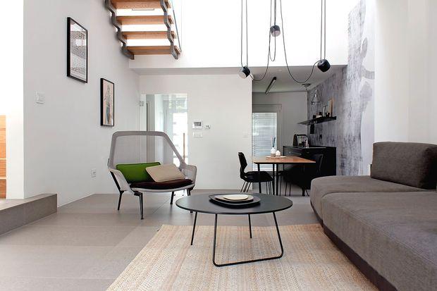 Lep dom: prefinjeno in razgibano