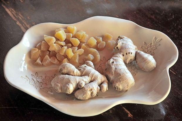 Hrana je zdravilo: z ingverjem na pot