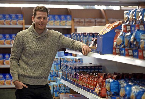 Robin Food: Običajna trgovina, neobičajne cene