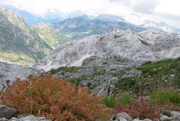 Jeseni v gore le dobro opremljeni