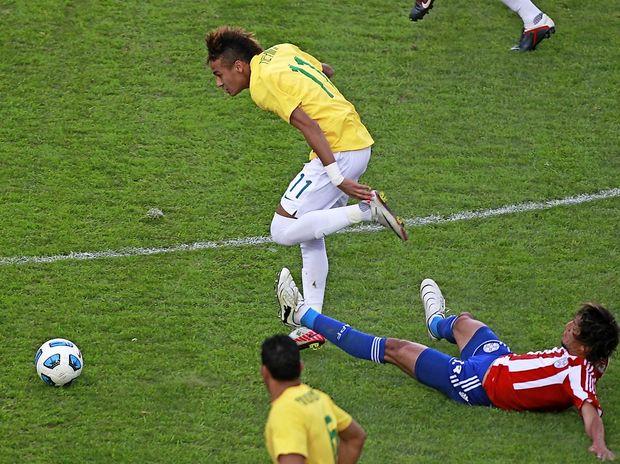 Brazilija čaka na Neymarja