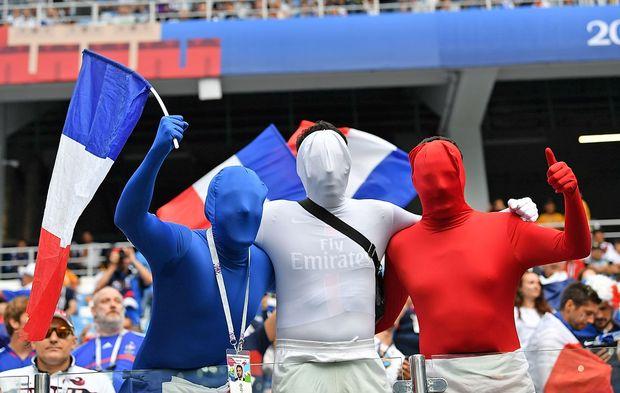 V Franciji izredne varnostne razmere ob velikem finalu