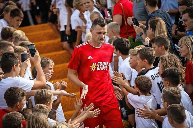 V reprezentanco se je vrnil Milivoje Novaković