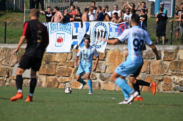 Nogometaši Gorice bodo danes ob 18. uri gostili Krčane