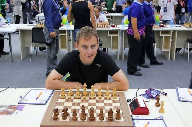 Športnik oktobra na Primorskem je šahist Jure Borišek