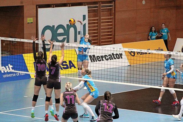 Gen-I Volley kot rokometni Krim