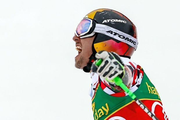 Hirscherju prvo olimpijsko zlato v kombinaciji, Hadalin osmi
