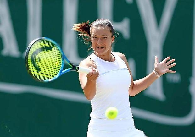Jakupovićeva: Zadovoljna, da sem sploh igrala