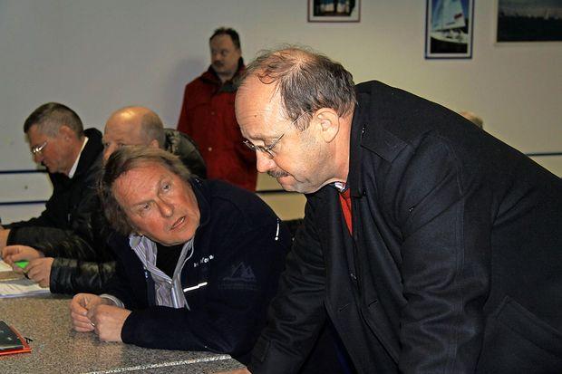 Odstopil je predsednik Jadralne zveze Slovenije