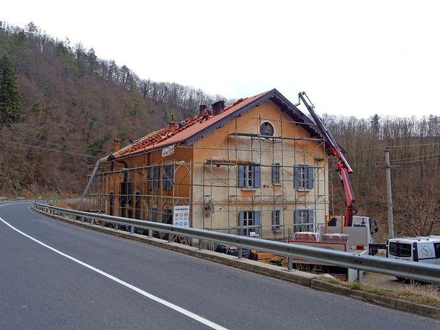Tehniška dediščina pod novo streho