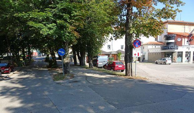Začetek obnove ulic so odmaknile visoke cene