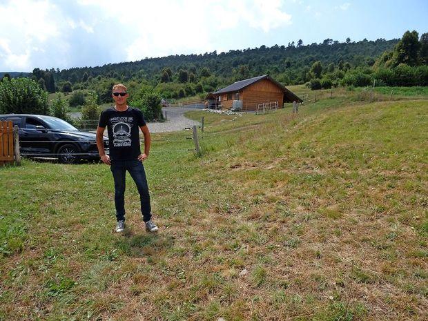 Na Pivško prihaja tudi vse več gostov s šotori