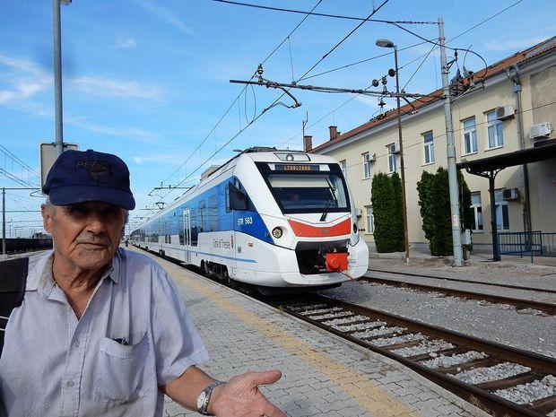 Na novem vlaku dva dni dražje vozovnice