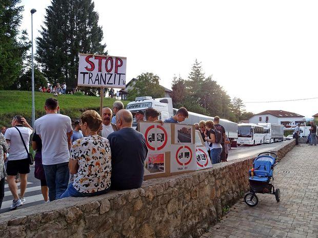 Nova cesta proti Hrvaški se vrača v državne načrte