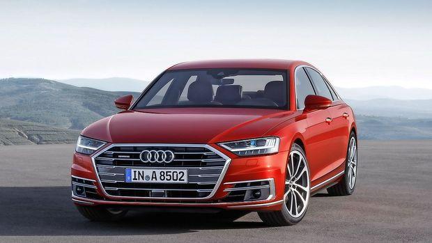 Audi, ki bo vozil skoraj sam