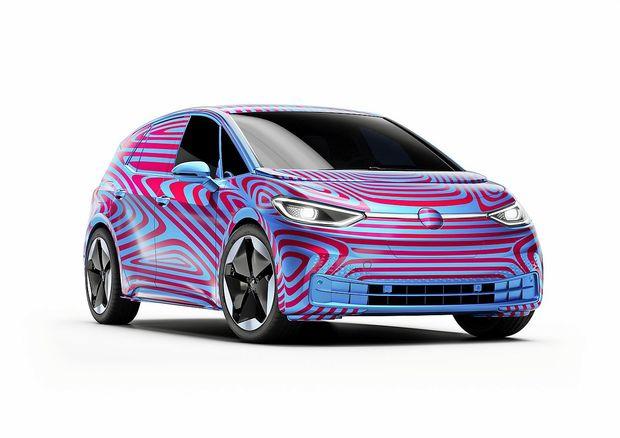 VW električna revolucija z eno nogo že pri nas