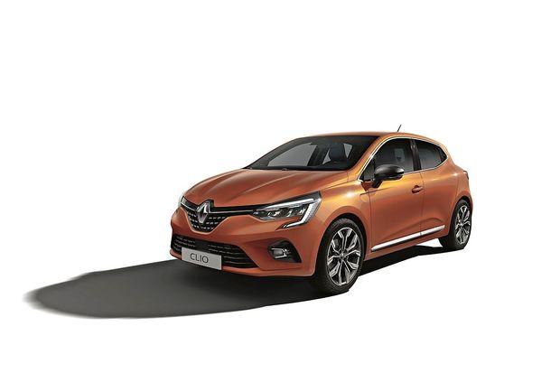 Rojen je Renault clio pete generacije