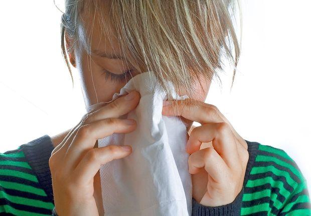 Gripa je težka bolezen