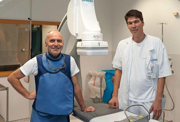V analizi tudi 23 slovenskih bolnikov s srčnim infarktom