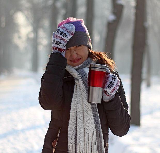Težji prehlad zahteva počitek